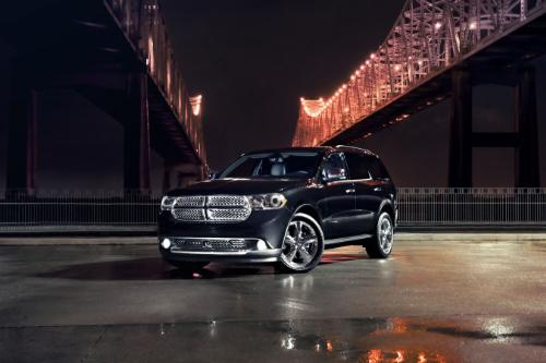 The New 2011 Dodge Durango